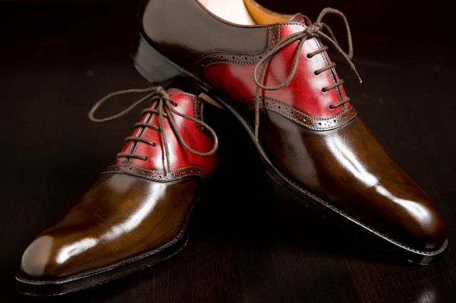 Men's Shoes by French Shoe Designer Altan Bottier