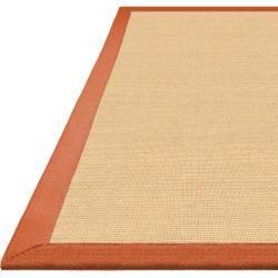 Photo of benuta Naturals carpet Sisal Orange 160×230 cm – natural fiber carpet from Sisalbenuta.de