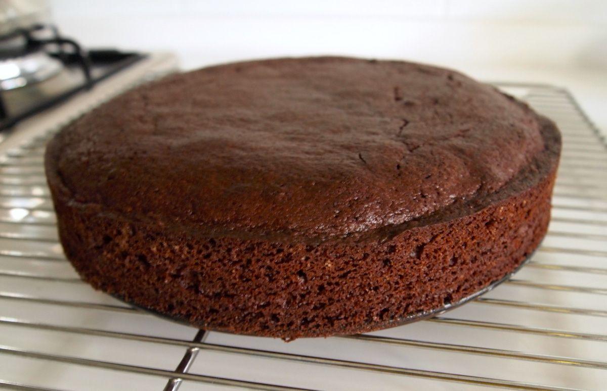Gâteau au chocolat à la Brésilienne sans oeufs, sans lait ...
