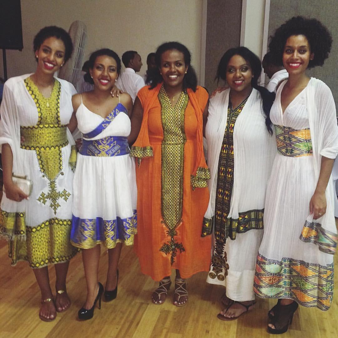 "Hanna on Instagram: ""❤ #HabeshaKemis #Melse #Ethiopia"" | top my ..."