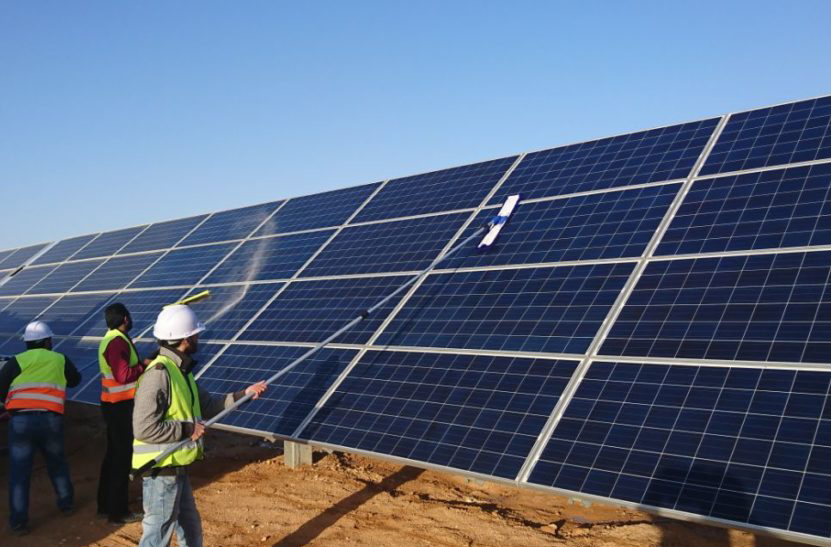 Solar Panel Cleaning Systems Solar Panels Solar Industrial Pumps
