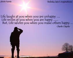 From C. Chaplin