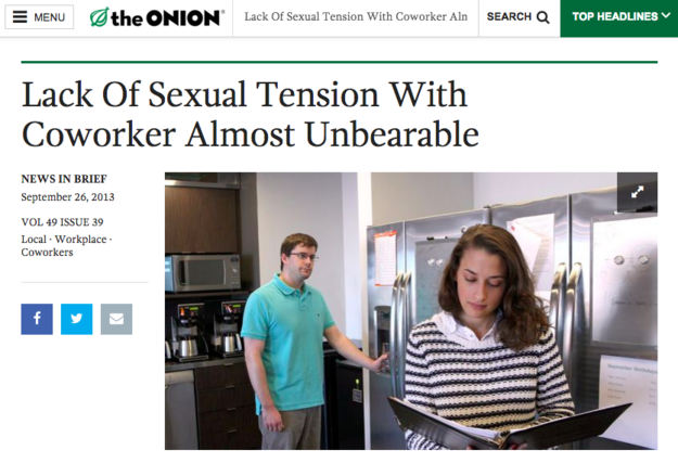 The onion top 25 headlines for dating