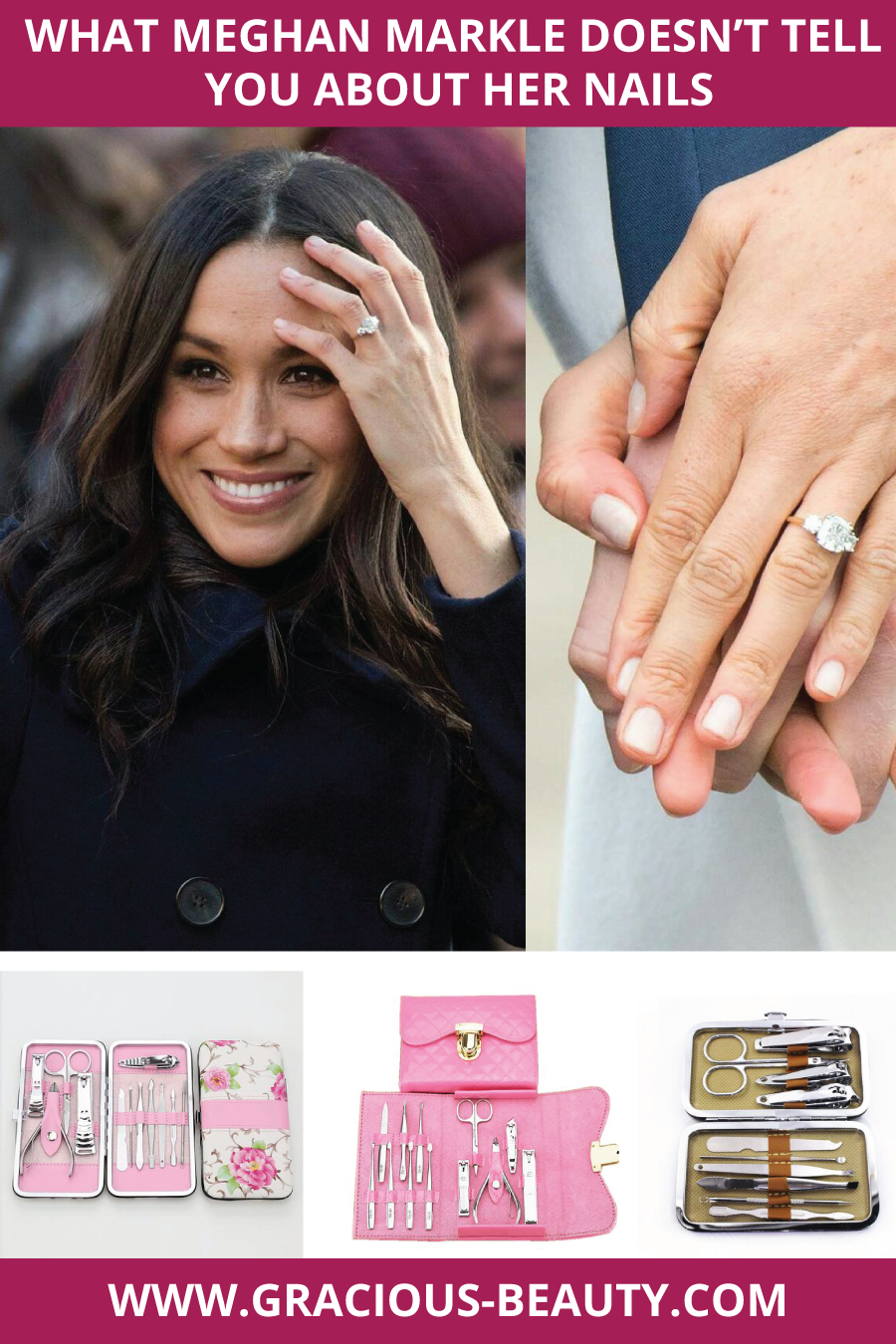 What Meghan Markle Doesn T Tell You About Your Nails Royal Wedding