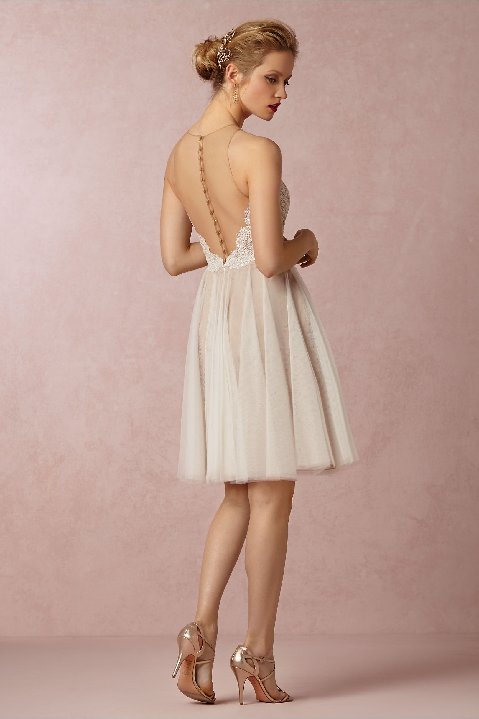 Messina Dress in Bride Wedding Dresses at BHLDN | Bridal Fashions ...