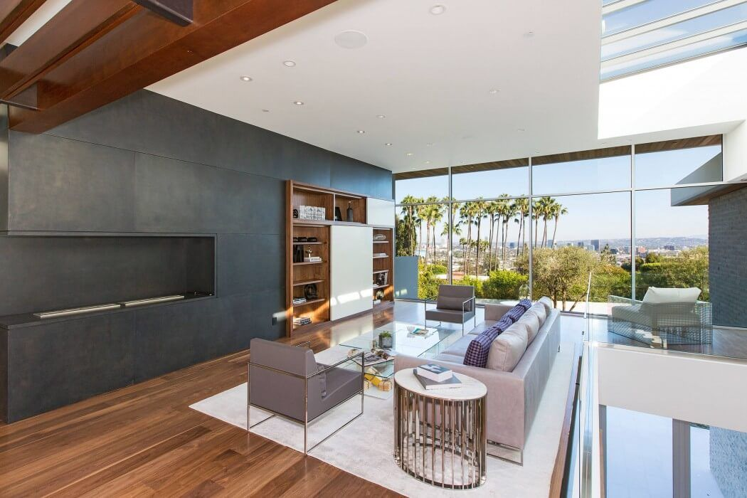Dream Home overlooking the Sunset Strip in LA