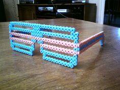 hama beads gafas 3d - Buscar con Google