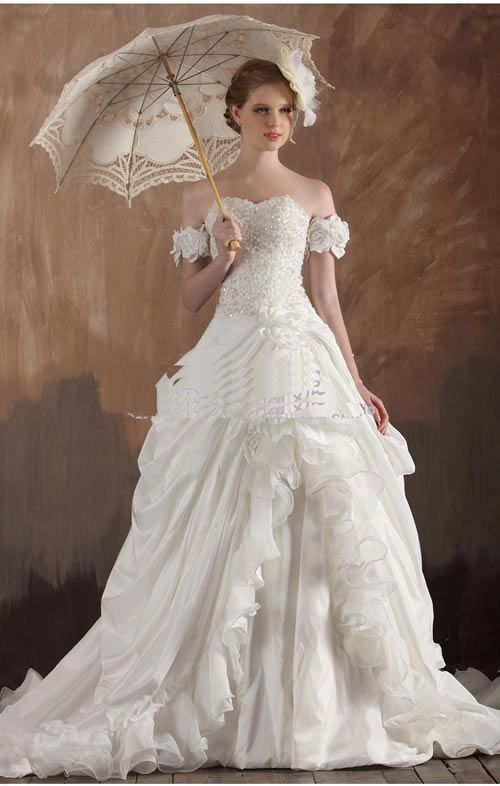 Vintage Wedding Dresses for the Fashion Conscious Bride | Vintage ...