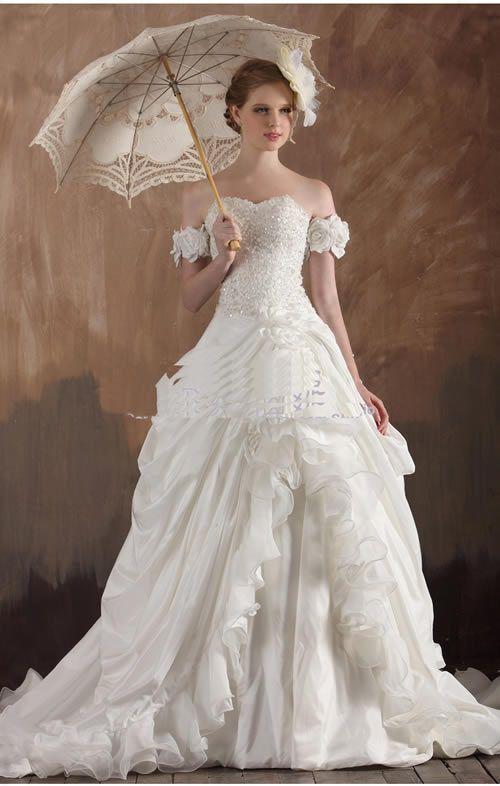 Vintage Wedding Dresses for the Fashion Conscious Bride | Vintage ...
