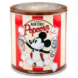 Disney\'s Main Street Popcorn Sampler | Beverages & Snacks | ProductDetailPage | Disney Store