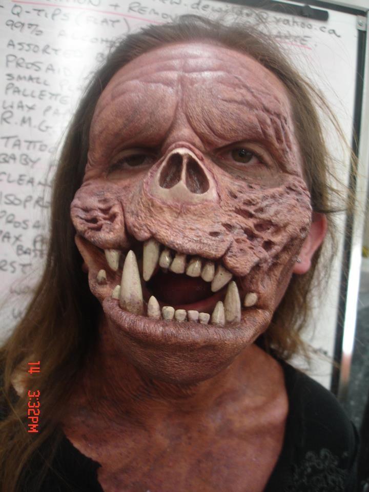 The School of Professional Makeup Ltd Halloween Makeup Ideas - halloween horror makeup ideas