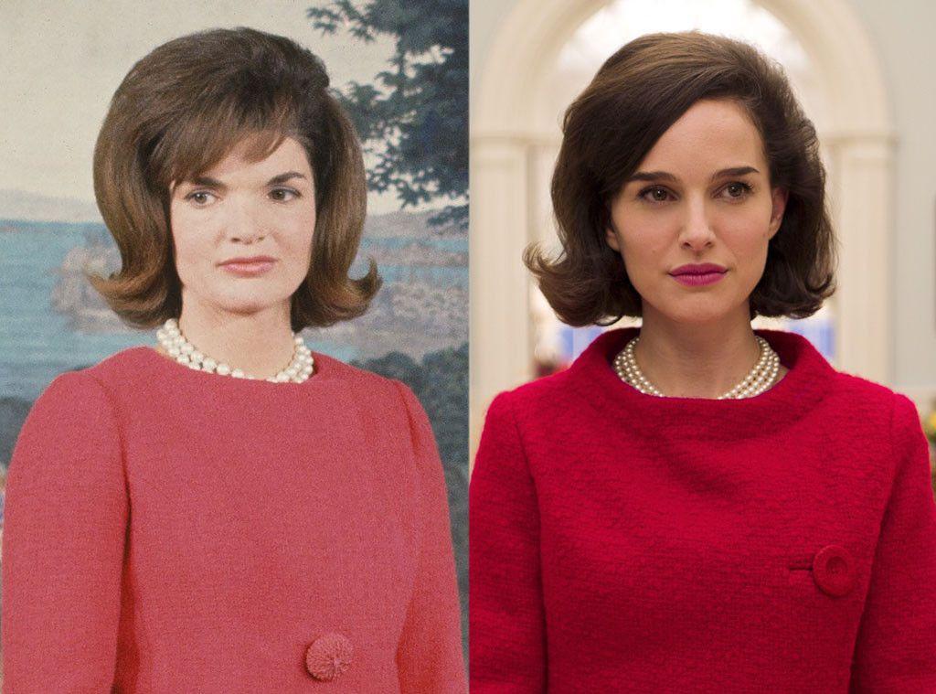 Natalie Portman Is Jackie Kennedy In 1st Look At Jackie Natalie Portman Jacqueline Kennedy Jackie Kennedy