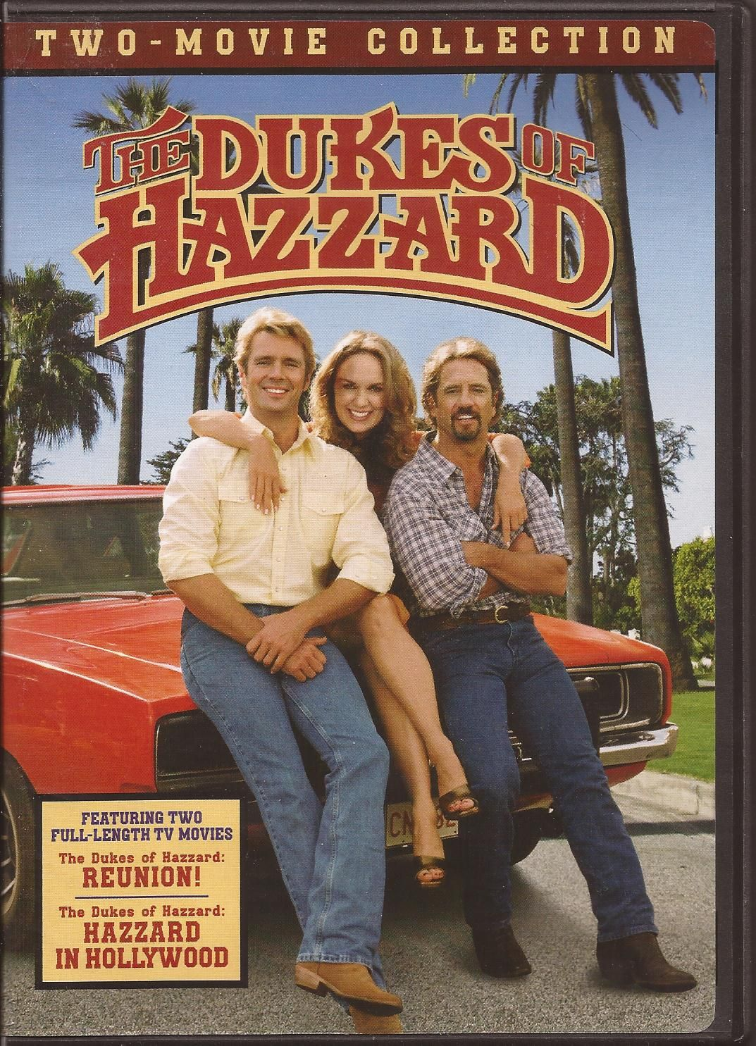 The Dukes Of Hazzard Reunion Movie DVD | The Dukes Of Hazzard ...