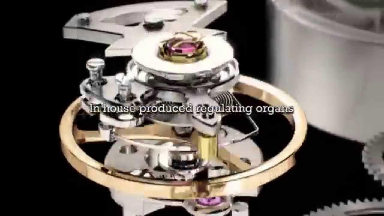 @ROGERDUBUIS  Excalibur Spider + Excalibur Automatic Skeleton