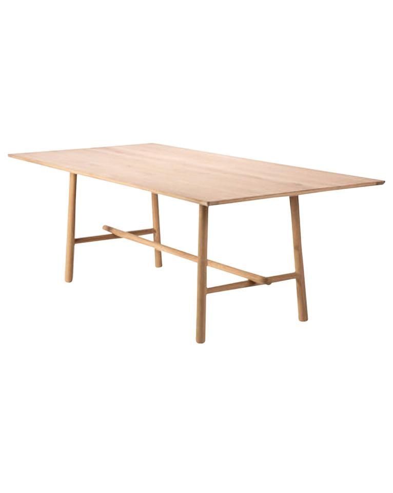 Lidia Dining Table Natural Oak Dining Table Dining Table
