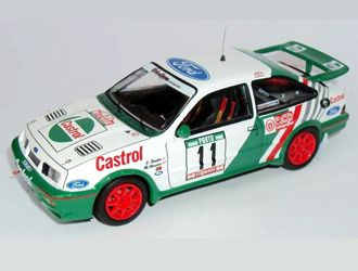 Ford Sierra Cosworth Joaquim Santos Rally Portugal 1989