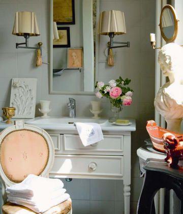 Four Breathtaking Bathroom Designs. Dachgeschoss Badezimmer ...