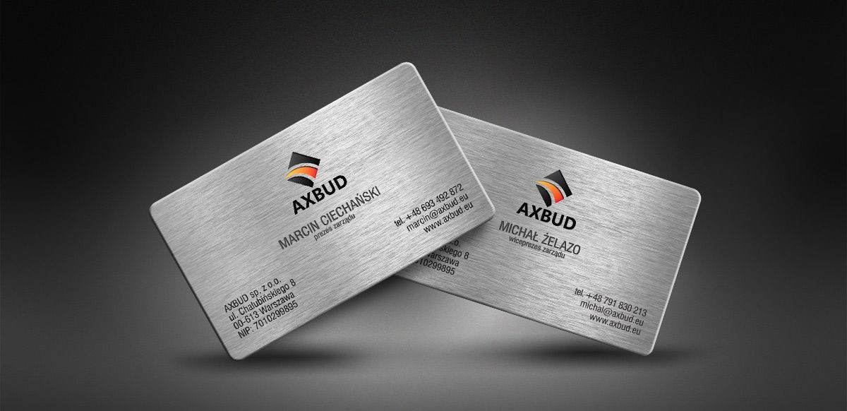 You need to give best #metal #business #card #order at metal wood ...