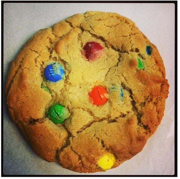 Cookie Jar Bg Cookie Jar's M Cookie Is Delicious #cookie #cookiejar #food