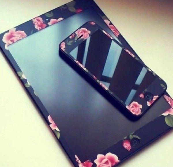 iPad and iPhone skins