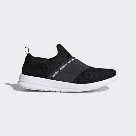Cloudfoam Refine Adapt Shoes | Black shoes, Black adidas