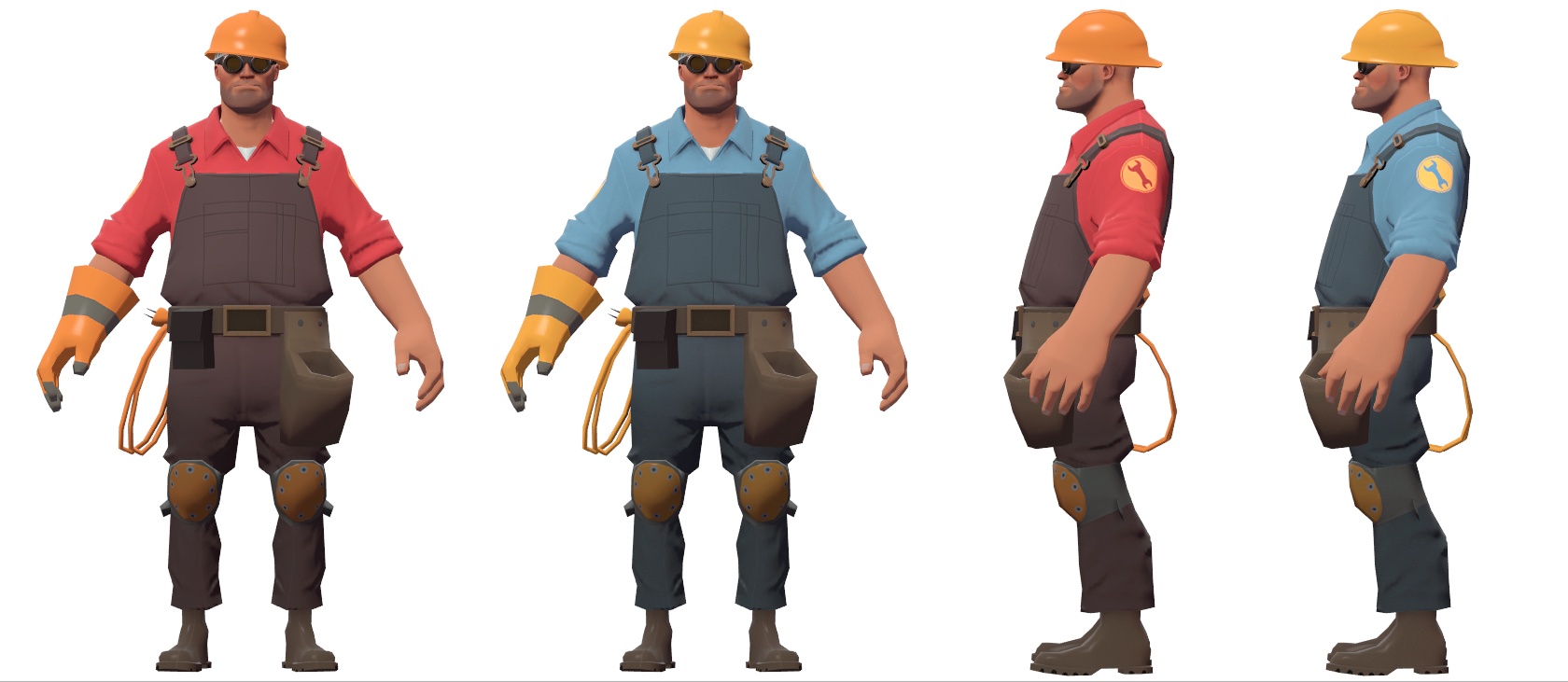 nassimo blaholtzens team fortress 2 texture improvement project - Tf2 Halloween Masks
