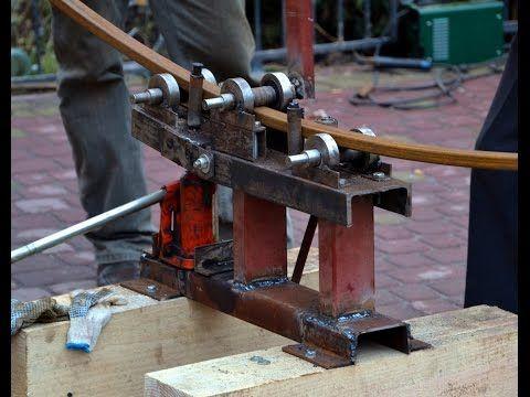 Приспособления для гибки металла своими руками фото 218