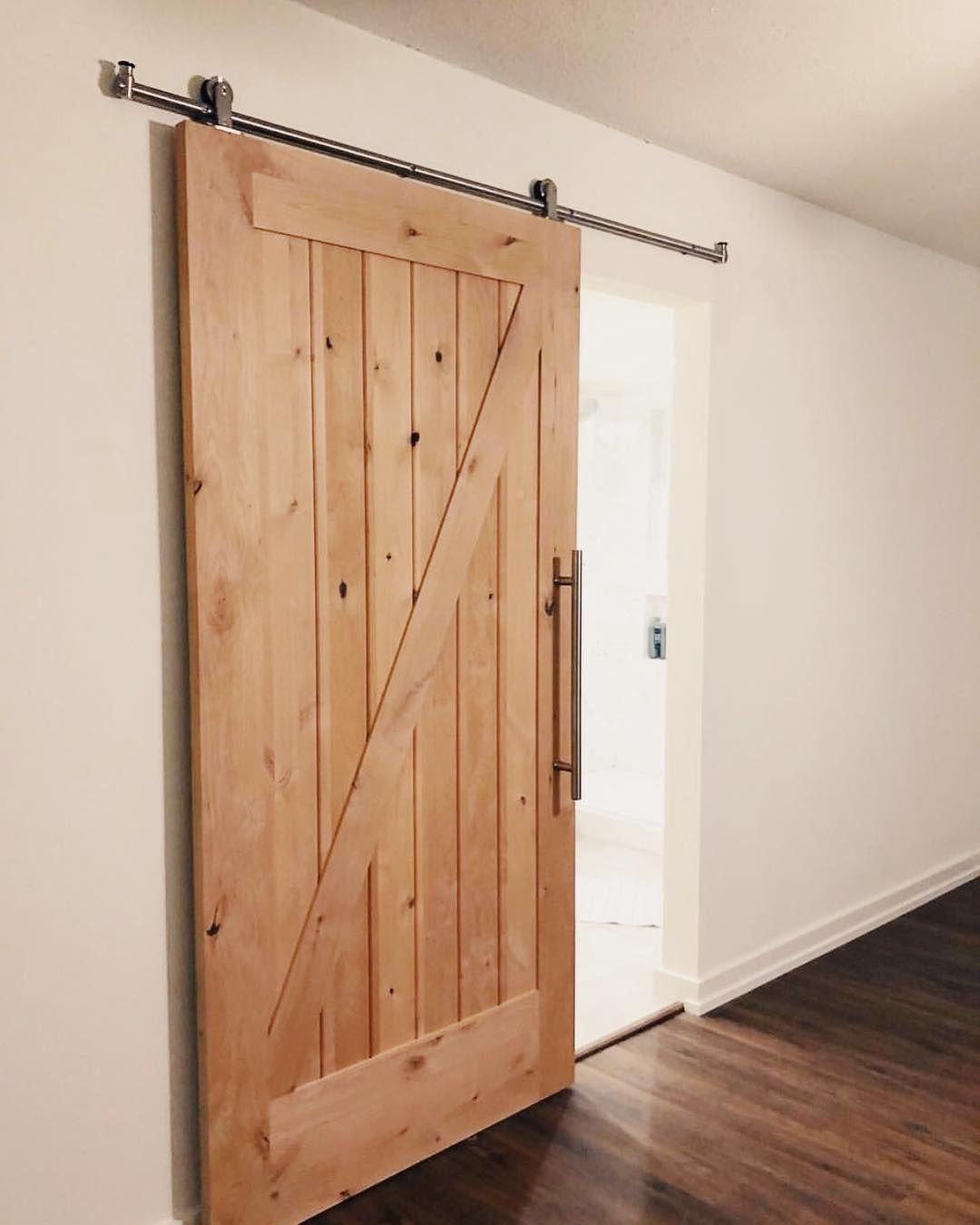 Simpson Barn Door Doors Interior Barn Door Installation Barn Doors Sliding