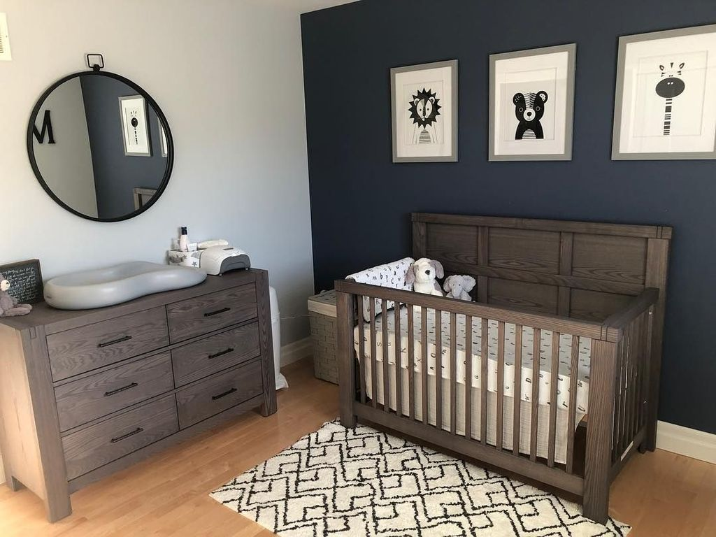 30 Stunning Baby Boy Room Ideas For Baby Baby Boy Room Nursery