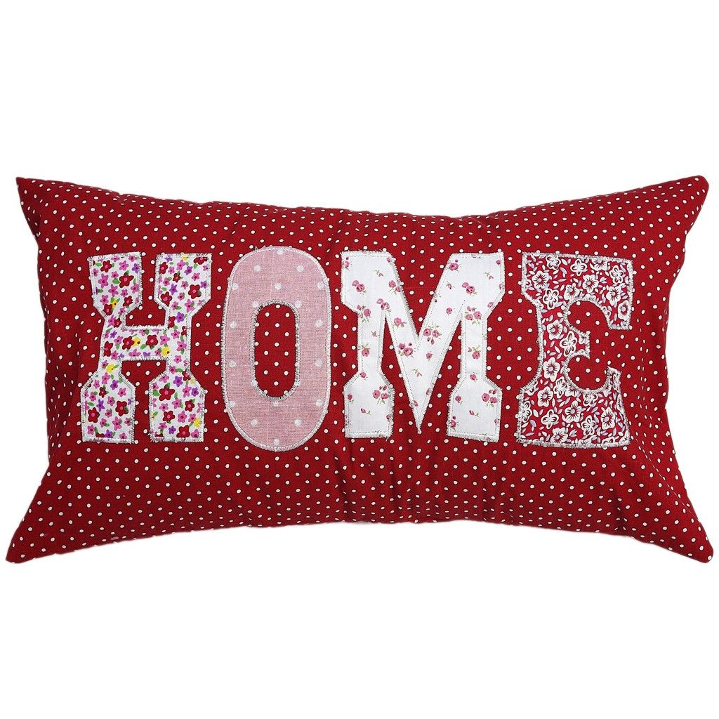 """home"" Cushion Cover"