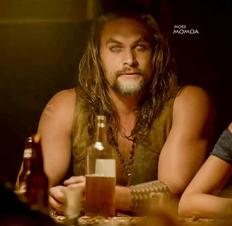 My Man!!! The One & Only Jason Momoa
