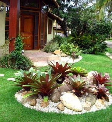 Diseños de patios y jardines minimalistas Jardines  Terrazas - jardines en terrazas