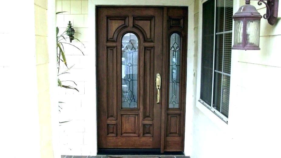 Front Door With Sidelights Craftsman Wooden Doors Exterior Steel Interior Modern Exterior Doors Exterior Door Designs Craftsman Front Doors Many mahogany door and glass styles to choose from. pinterest