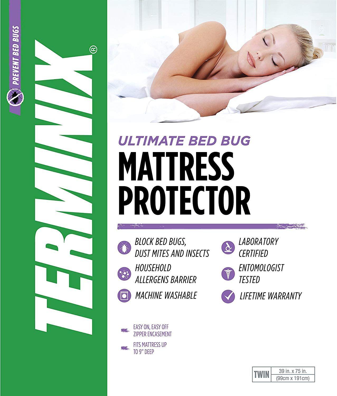 pesttable__image Bed bugs, Mattress protector, Mattress