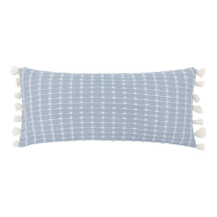 Riley Sky 35 In 2020 Light Blue Throw Pillows Blue Pillows Decorative Light Blue Pillows