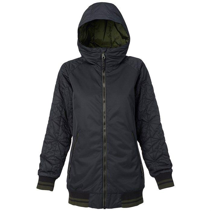 Jacket Maze Burton Burton Women'sSnowboard Mossy I6mYg7bfyv