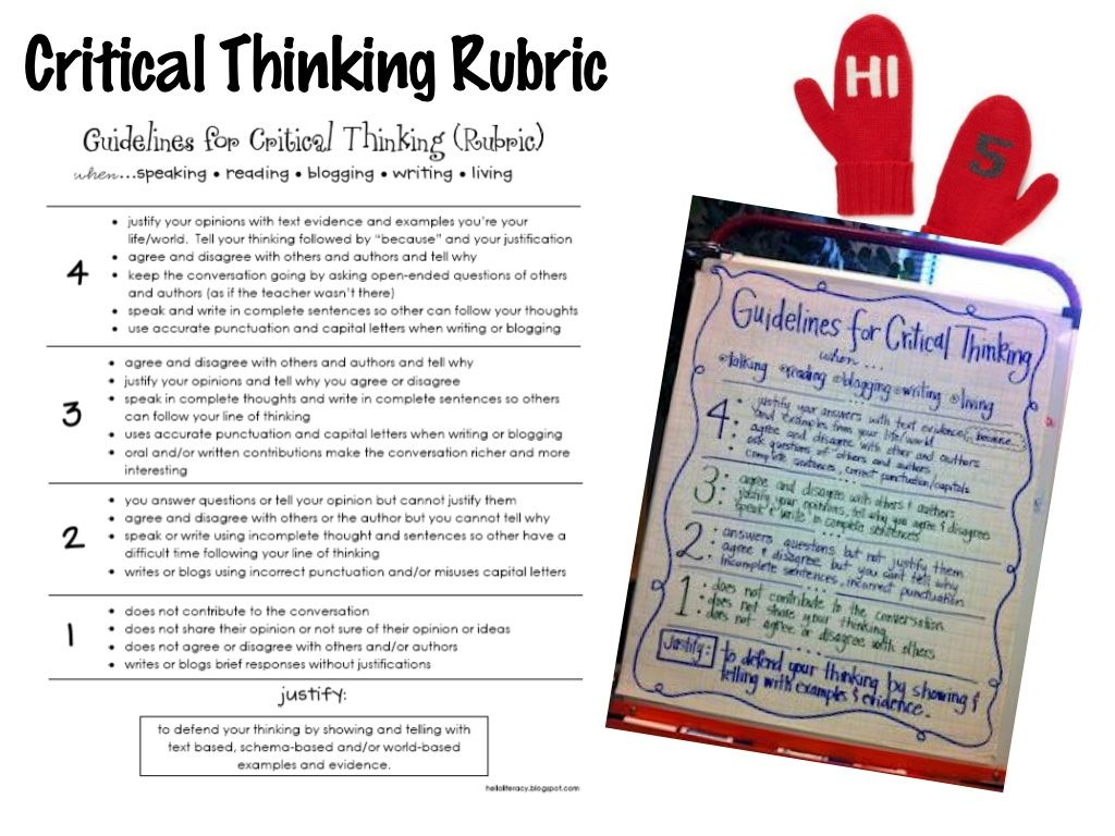 Beyond Question Stems Critical Thinking In The 21st