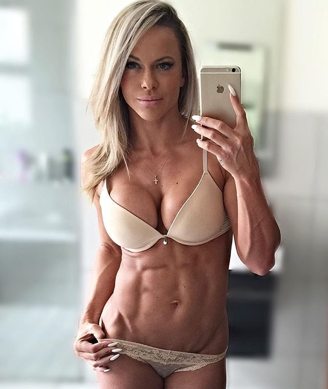 Jenadine Havenga - Amp Addict  Jenadine Havenga  Fitness -7738