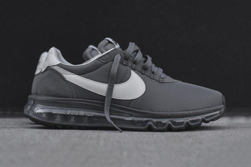 "ba7cc62aa76b60 fragment design x Nike Air Max LD Zero ""Cool Grey"""