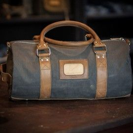 Holston Small Duffle Bag - Front View