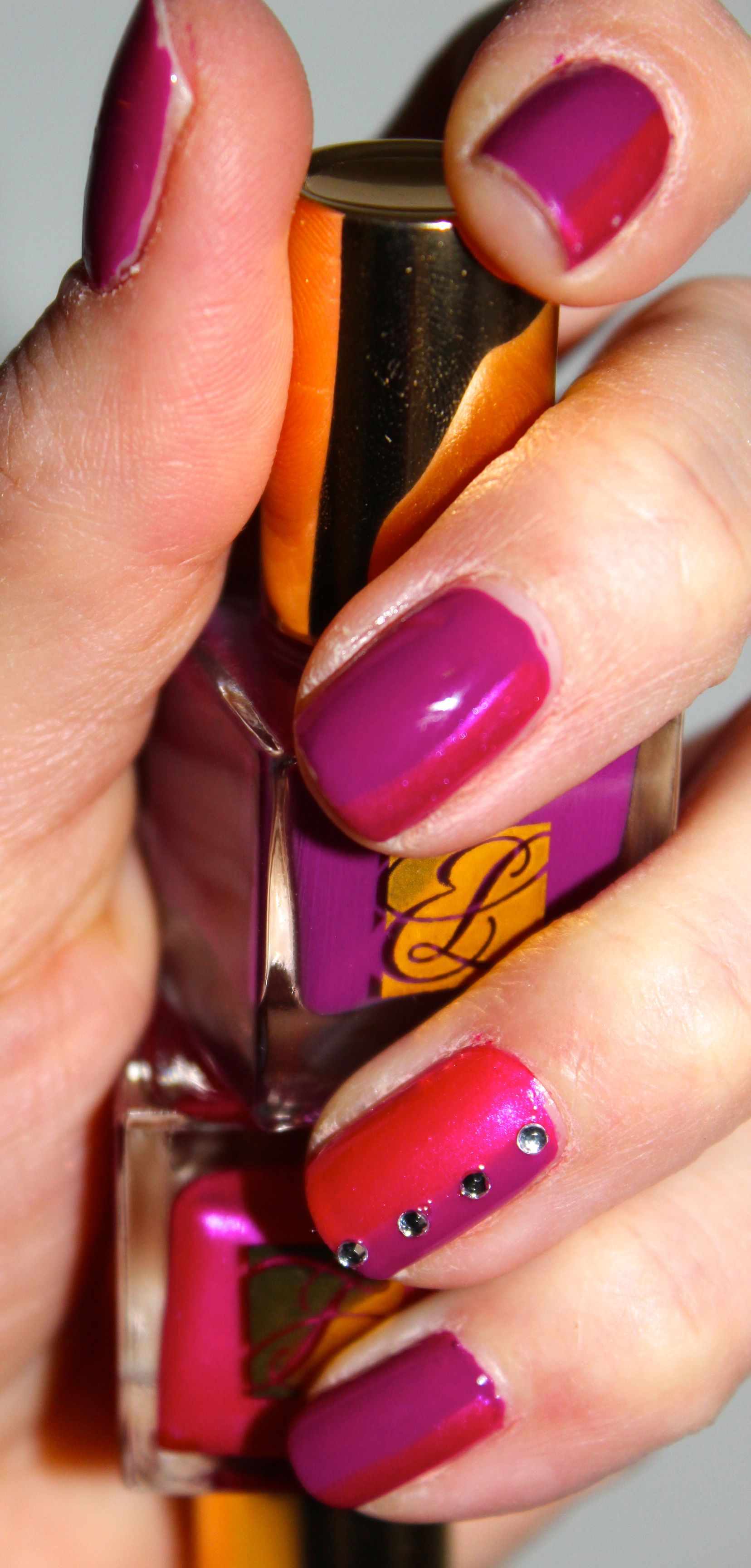 Purple Passion & Berry Hot by Estée Lauder