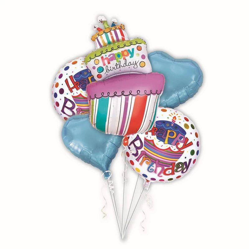 13Pcs Mermaid Tail Banner Baby Shower Photo Album Clips 1th Birthday Supplies