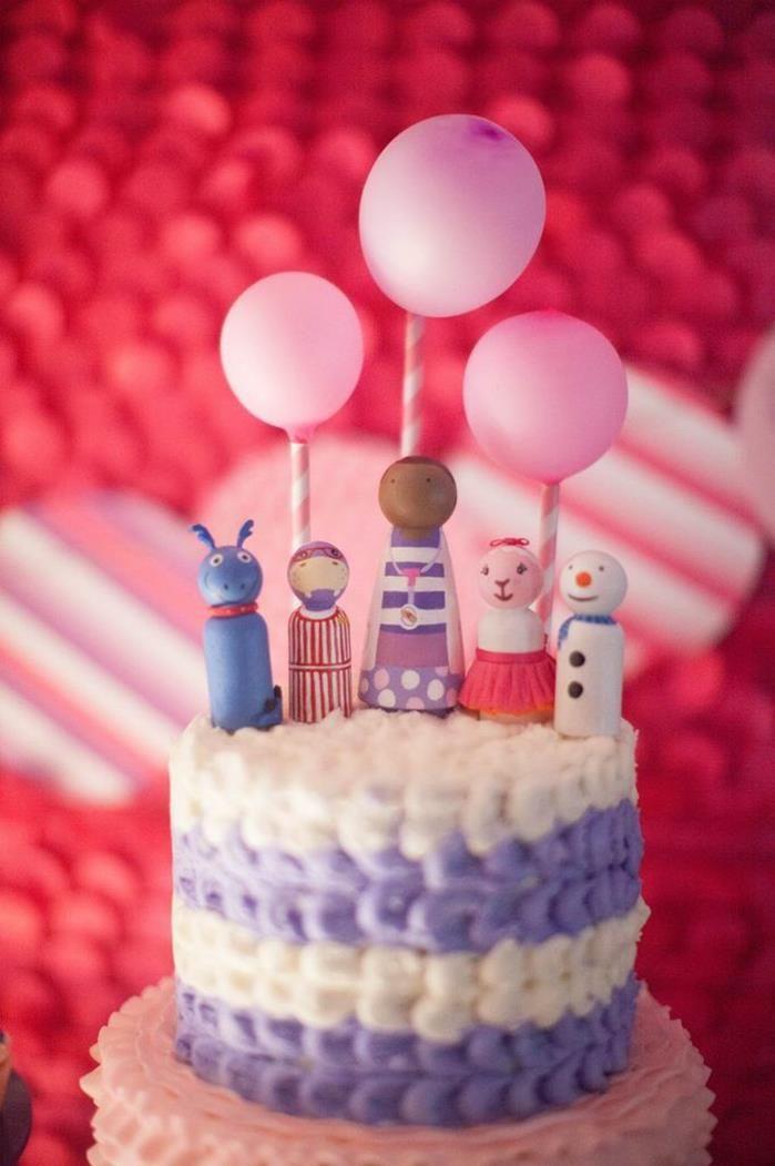 Doc Mcstuffins Birthday Party Planning Ideas Supplies Cake Idea
