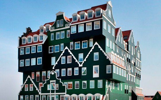 Modern Architecture Netherlands did you know there is lots of innovative architecture to discover