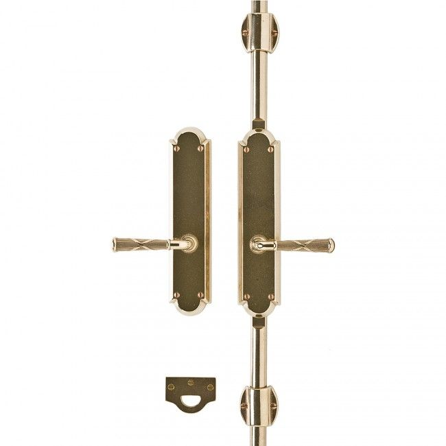 french door hardware locking bolt arched cremone bolt 2