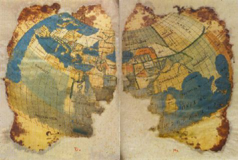 Seragliensis 57 geography ptolemy wikipedia the free the world map from codex seragliensis done according to ptolemys projection gumiabroncs Choice Image