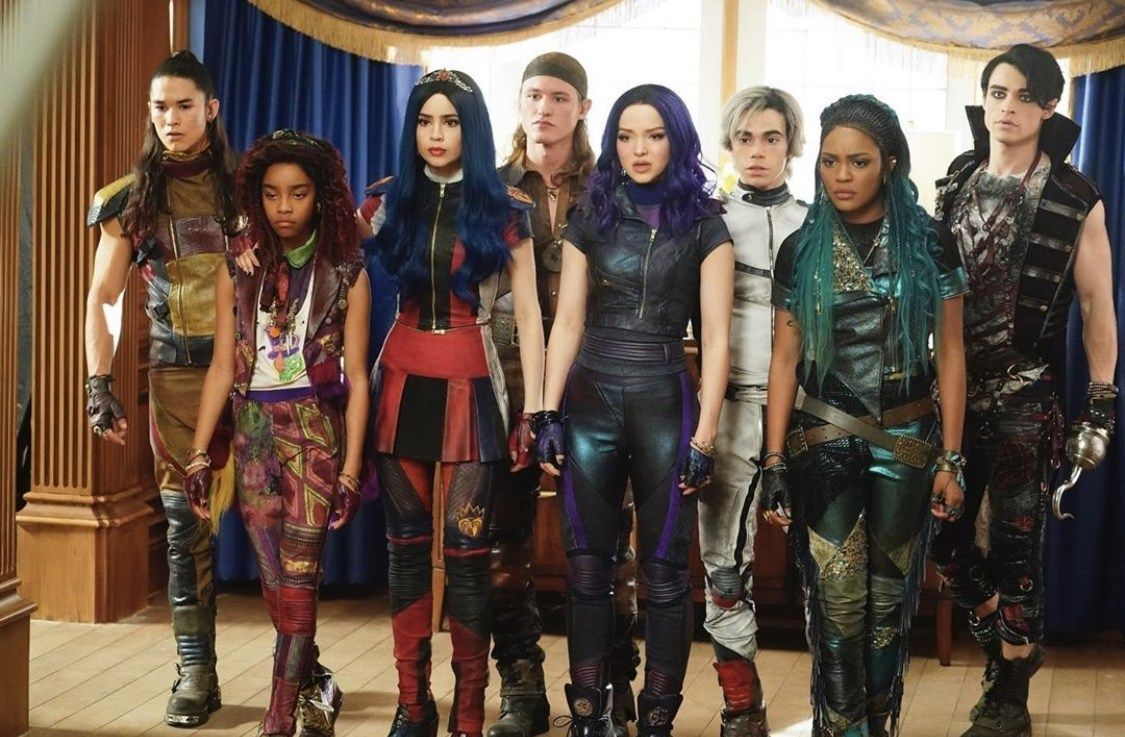 Cast of Descendants 3 #descendants3