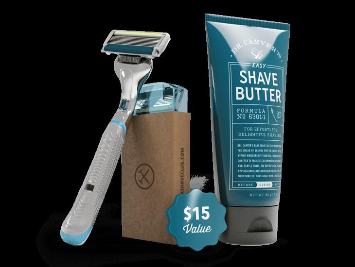 For Ian | Dollar Shave Club