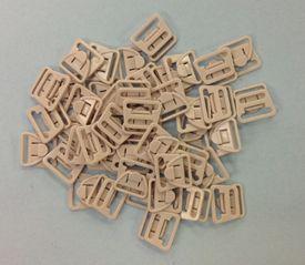 "Bag of 100 Nursing Clips 3/4"" (20 mm) from Bra Maker's Supply"