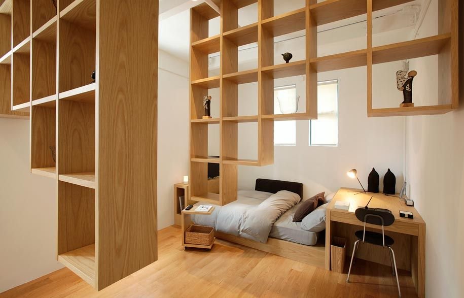 3 Inspiring designs for small spaces by Torafu Architects / Hong ...